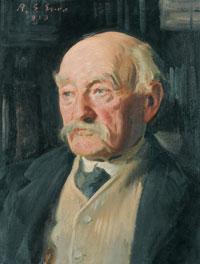 Thomas Hardy 1840-1928 [click for larger image]